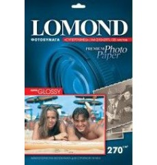 Фотобумага суперглянец (Warm) Lomond SuperGlossy Premium Photo Paper, A-4, 270 г/м2, 20 листов (1106101)