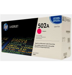 Картридж HP 502A Magenta / Пурпурный (Q6473A) Оригинал! HP Color LaserJet 3600, 3600dn, 3600n. Ресурс 4000 стр.