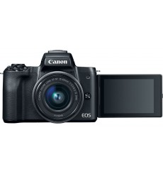Canon EOS M50 Black kit EF-M 15-45mm f/3.5-6.3 IS STM (2680C012)