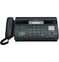 Panasonic KX-FT984UA-B (черный) на термобумаге