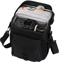 Сумка Lowepro Nova 170 AW Black (LP35252-PWW)